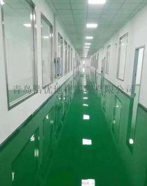 胶州停车场环氧砂浆地坪自流平地坪多少钱一平米