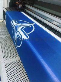 天津旗帜布双透布喷绘定制 双透布喷绘布制作 找富国质优价廉