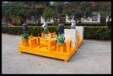 山西忻州卧式工字钢弯曲机/工字钢冷弯机