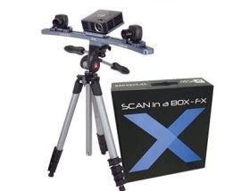 Scan in a Box 3d掃描儀,三維掃描儀