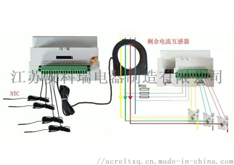 智慧用电解决方案 电气火灾综合治理系统