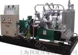 管道試壓350公斤高壓空壓機