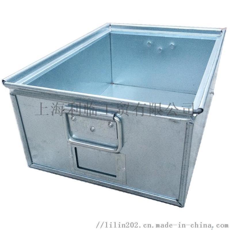 塑料物流箱 ,带盖塑料周转箱,加厚塑料物流箱