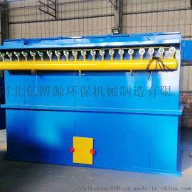 4吨锅炉布袋除尘器 ,粉碎机收尘机