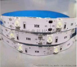 LED透镜软灯带X6系灯带低压防水12V