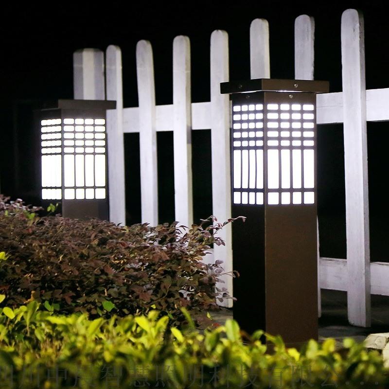 四川廠家路燈 高杆燈 景觀燈 庭院燈
