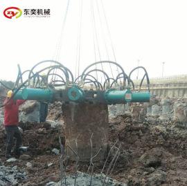 1500cfg灌注桩破除 钢筋水泥桩破桩机