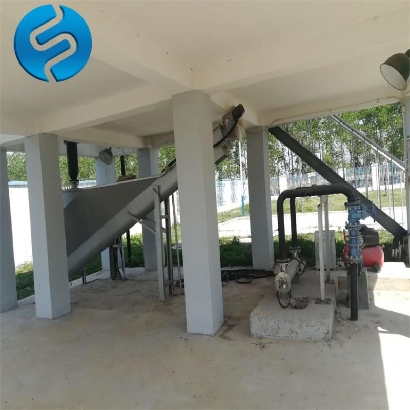 不锈钢砂水分离器LSSF 厂家定制