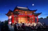 四川古建筑修缮 戏台设计施工 风貌改造国林仿古木厂