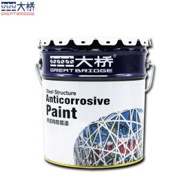 大桥室内外丙烯酸漆 防腐金属漆 保光保色油漆涂料