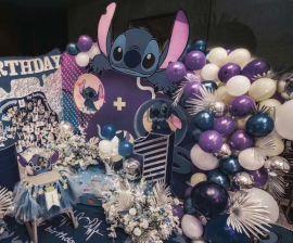 清远教师节气球布置清远国庆节气球布置装饰制作