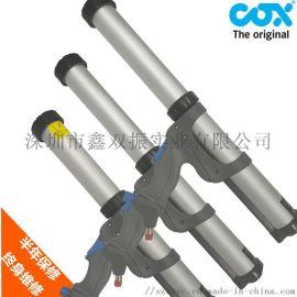COX进口两用型气动胶枪玻璃胶枪结构胶枪