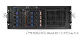 研华HPC-7483 4U 机架式/塔式服务器机箱