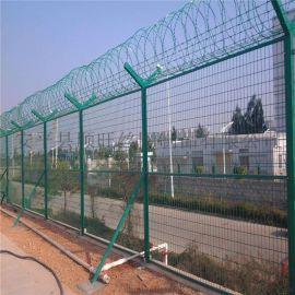 y型防护围网 飞机场护栏开发区隔离网