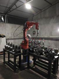 铁床焊接机器人1.4米