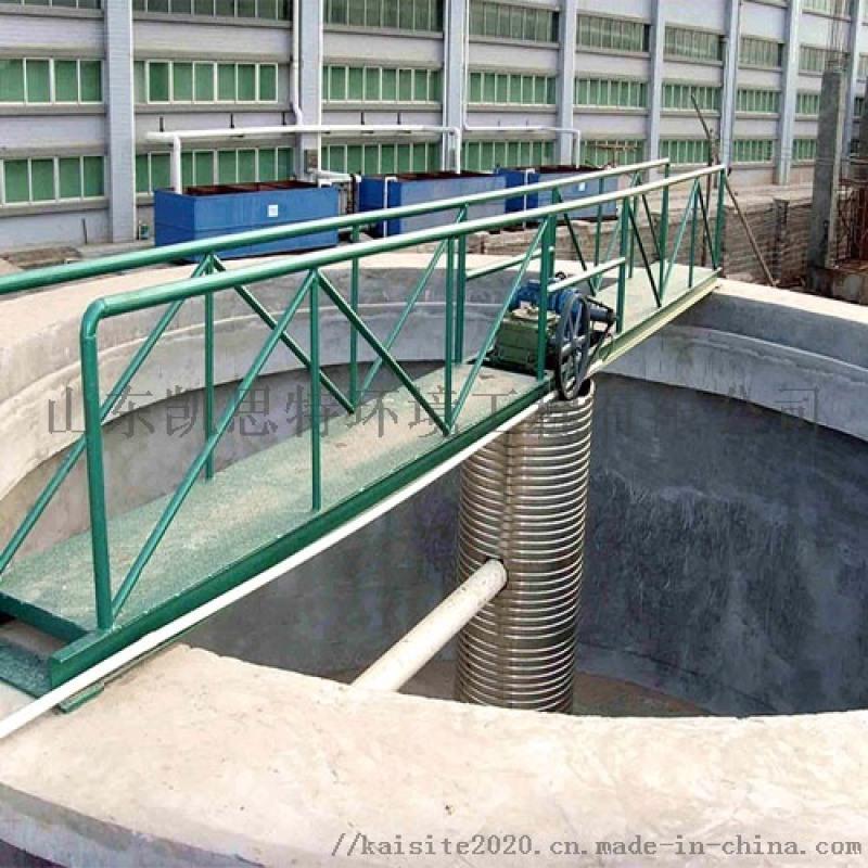 山东凯思特-中心传动单管吸泥机维护保养规程