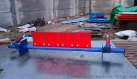 输送带刮板清扫器头道聚氨酯耐磨二空段铝合金清扫器