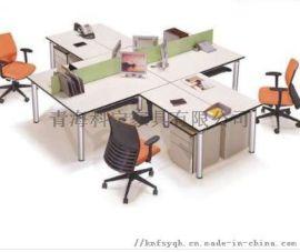 青海德令哈老板桌和格尔木办公桌椅