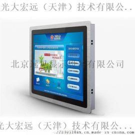 天津供应10.4寸车载显示器一体机可定制