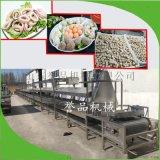 直销猪头肉低温入味卤煮流水线-蘑菇漂烫设备供应商