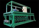 内蒙古—2400履带式翻抛机—微生物有机肥设备