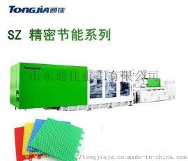 生产悬浮地板的机器全自动悬浮地板生产设备厂家