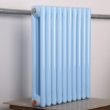 暖气片厂家供应钢制柱型散热器钢制二柱暖气片