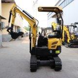 生产1吨小型挖机 履带式挖掘机 小型挖掘机厂家