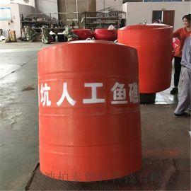 长江水域电缆标示航标浮标