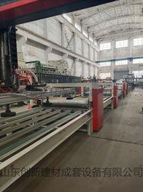 自动化防火板生产线