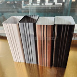 南京高層建築用排水管 鋁合金方形雨水管厚度
