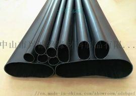 电工电缆密封防水4倍5倍收缩带胶厚壁热缩管