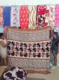 论斤称绒毯子法兰绒25元模式跑江湖地摊靠地商品价格