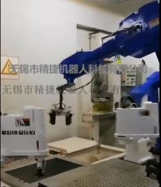 无锡机器人上下料,机器人取料自动化成套设备