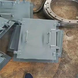 锅炉345R人孔 罐顶通气孔 椭圆形回转人孔