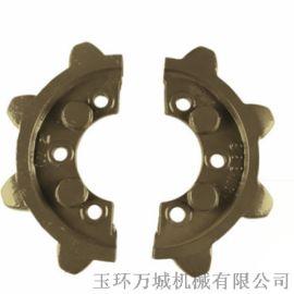 工厂直销收割机两片式驱动轮
