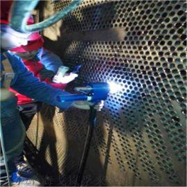 全自动氩弧不锈钢管板焊机