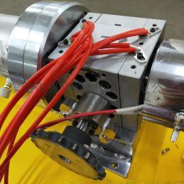 溶体计量泵   高温熔体泵 3cc计量泵