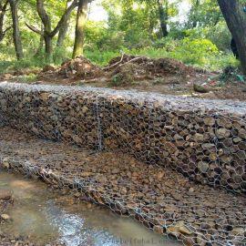 镀锌石笼网 格宾石笼网箱 多种规格可定制