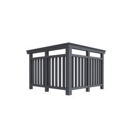 广东兴发铝材创高AL80系列铝合金栏杆