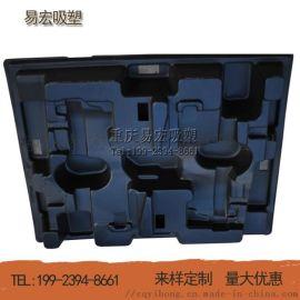 西南厂家定制厚片吸塑,汽配周转包装,轮毂隔板