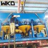 金矿重选设备 铅锌矿分选跳汰机 JT2隔膜跳汰机