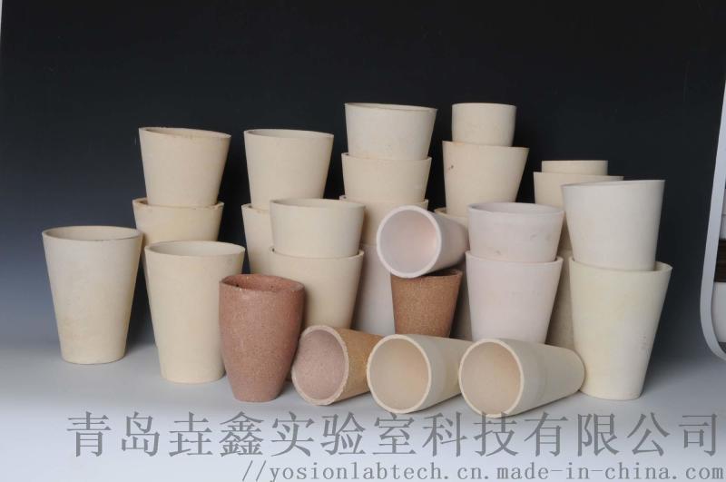 試金坩堝 粘土坩堝 氧化鋁材質