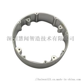 数控机械五金配件CNC加工机器人手臂末端零件