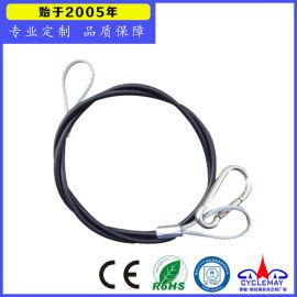 供应健身器材钢丝绳拉索/运动器材钢索
