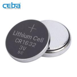 CR1632锂锰纽扣电池发光玩具电子计步器3V电池