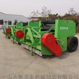 懸掛式玉米秸稈回收打捆機 甘肅經銷自走式打捆機