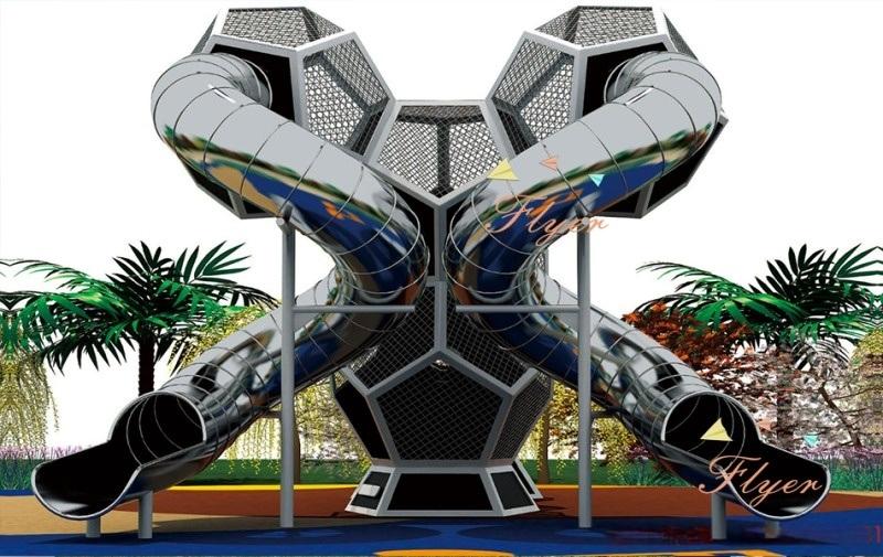 户外无动力非标游乐设备定制 户外无动力游乐设备厂家