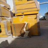 污水厂用格栅玻璃钢铺沙格栅