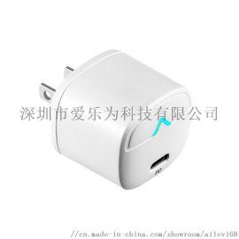 私模充电器PD快充适用于苹果11充电18W快充充电头手机充电器